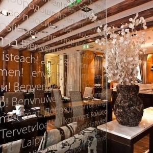 Ravintola MEKK ruokasali Tallinna