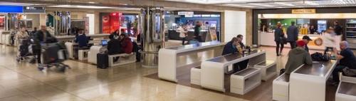 Airport City Mall Frankfurtin lentokenttä