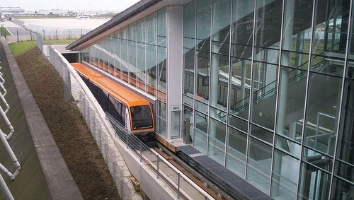 CDGVAL terminaali 2 Pariisin lentokenttä