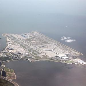 Chek Lap Kok lentokenttä Hong Kong