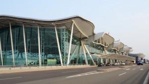 Chongqingin lentokenttä Kiina