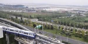 Chongqingin metrolinja 3 lentokenttä