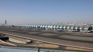 Dubain lentoasema terminaali 3 asemahalli B