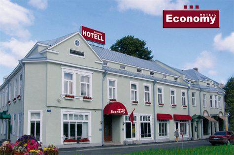 Economy hotelli Tallinnassa