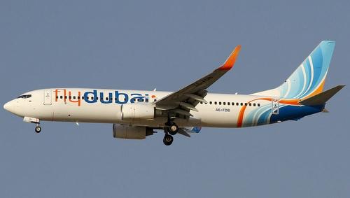 FlyDubai halpalentoyhtiö