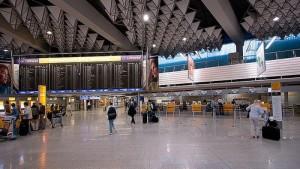 Frankfurtin lentoasema terminaali 1 asemahalli A