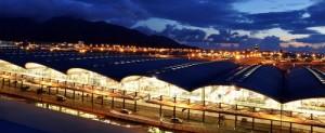 HKIA lentokenttä Kiina