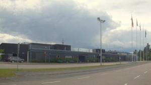 Jyväskylän lentokenttä