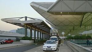 Lentokenttäbussit Hong Kongin lentokenttä