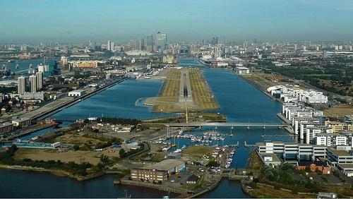 Lontoo-Cityn lentokenttä