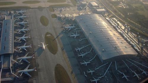 Heathrown lentokenttä terminaali 5