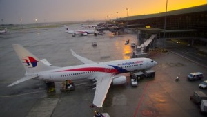 Malaysia Airlines Kuala Lumpurin lentokenttä