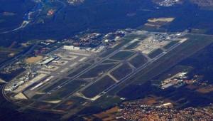 Milano-Malpensa lentokenttä Italia