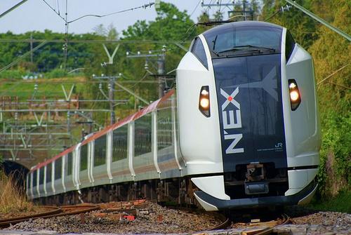 Narita Express lentokenttäjuna Tokio