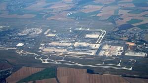 Pariisin Charles de Gaullen lentokenttä