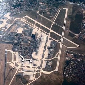 Pariisin Orlyn lentokenttä