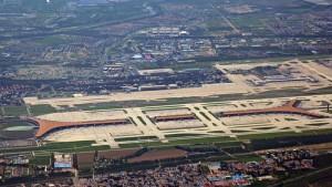 Peking Capital lentokenttä Kiina