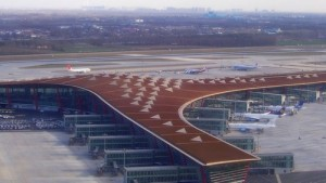 Peking Capital lentoasema terminaali 3e