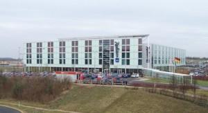 Radisson Blu Stanstedin lentokenttähotelli