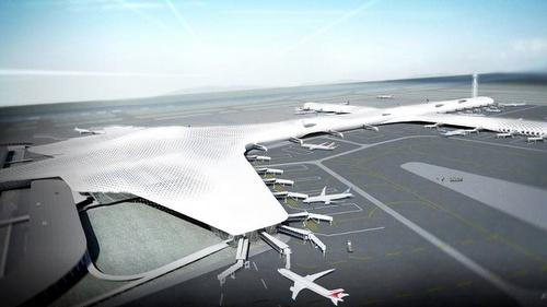 Shenzhenin lentokenttä Kiina