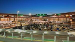 Tokio Narita lentokenttä Japani