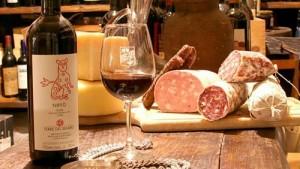Toscanalainen keittiökulttuuri Italia