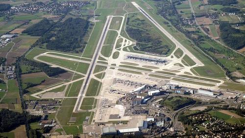Zurichin lentoasema