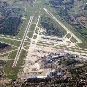 Zurichin lentokenttä