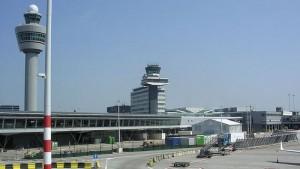 Amsterdam-Schiphol terminaali