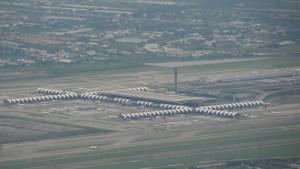Bangkok-Suvarnabhumin lentoasema