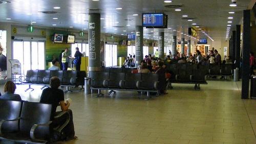 Firenzen lentoaseman terminaali