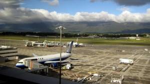 Geneven lentoaseman kiitorata
