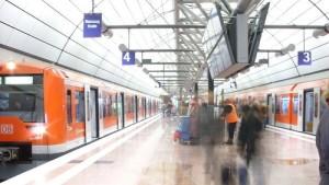 Hampurin lentokentän juna-asema