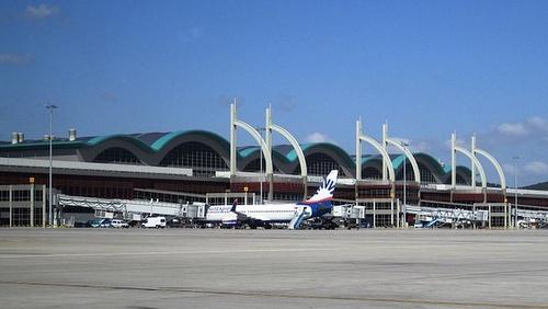 Istanbul Sabiha Gökçenin lentokenttä