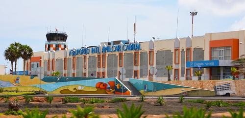 Kap Verden lentokenttä