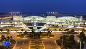 Kyproksen Larnacan lentokenttä