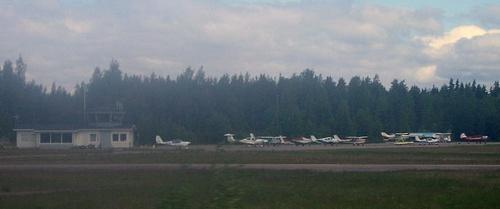 Lahden lentokenttä