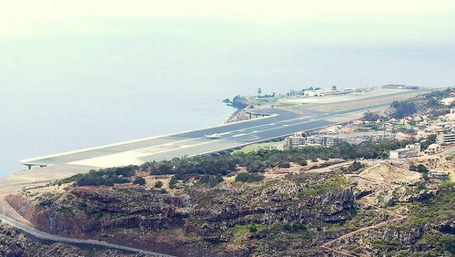 Madeiran lentokenttä
