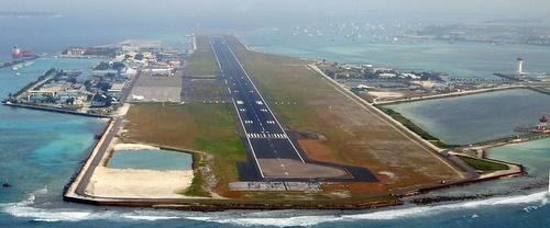 Malediivien lentokenttä