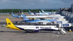 Manchesterin lentoasema terminaali 2
