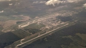 Moskova-Domodedovon lentokenttä