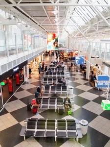 Munchenin lentokentän terminaali 1D