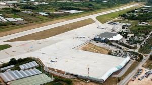Splitin lentokenttä Kroatia