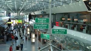 Tegelin lentoaseman terminaalihalli A