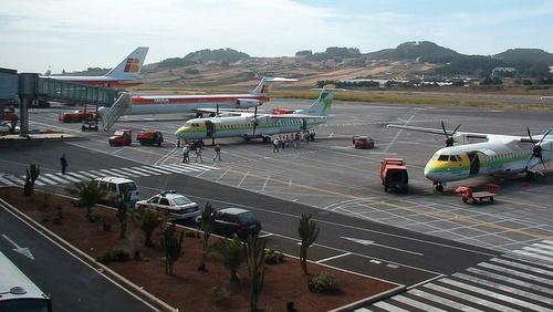 Teneriffa-North lentokenttä