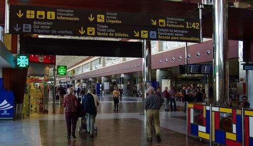 Teneriffa-South lentoasema terminaali