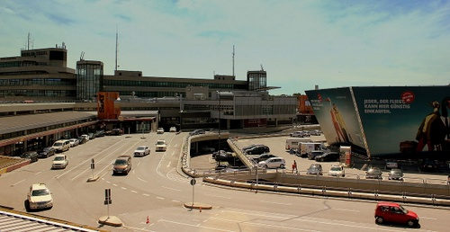 Terminaali A Tegelin lentokenttä Berliini