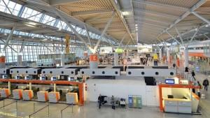 Varsova-Chopin lentokentän terminaali
