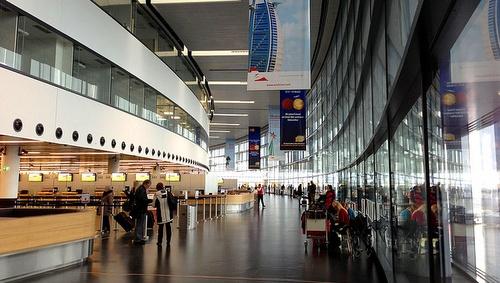 Wienin lentokentän terminaali 3