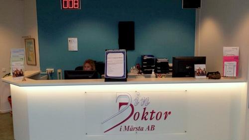 Din Doktor lääkäriasema Tukholma